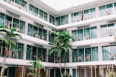 Gedung Apartemen Citra Tampak Luar