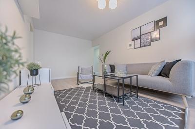 Ruang Santai Apartemen Citra