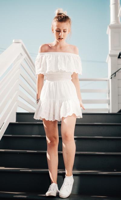 Sabrina Dress Lady