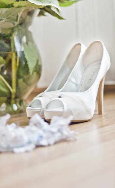 Bride Shoes Heels
