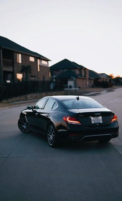 Bentley Black Edition Car