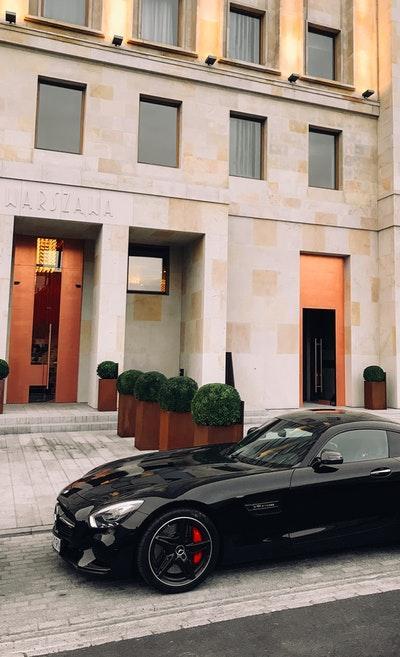 Mercedes Benz Black Edition